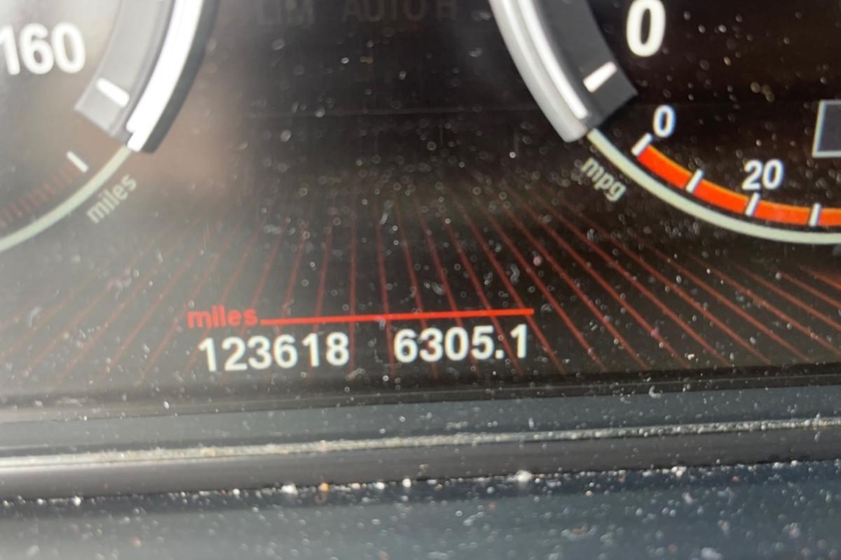 2012 Bmw 7-series 750xi