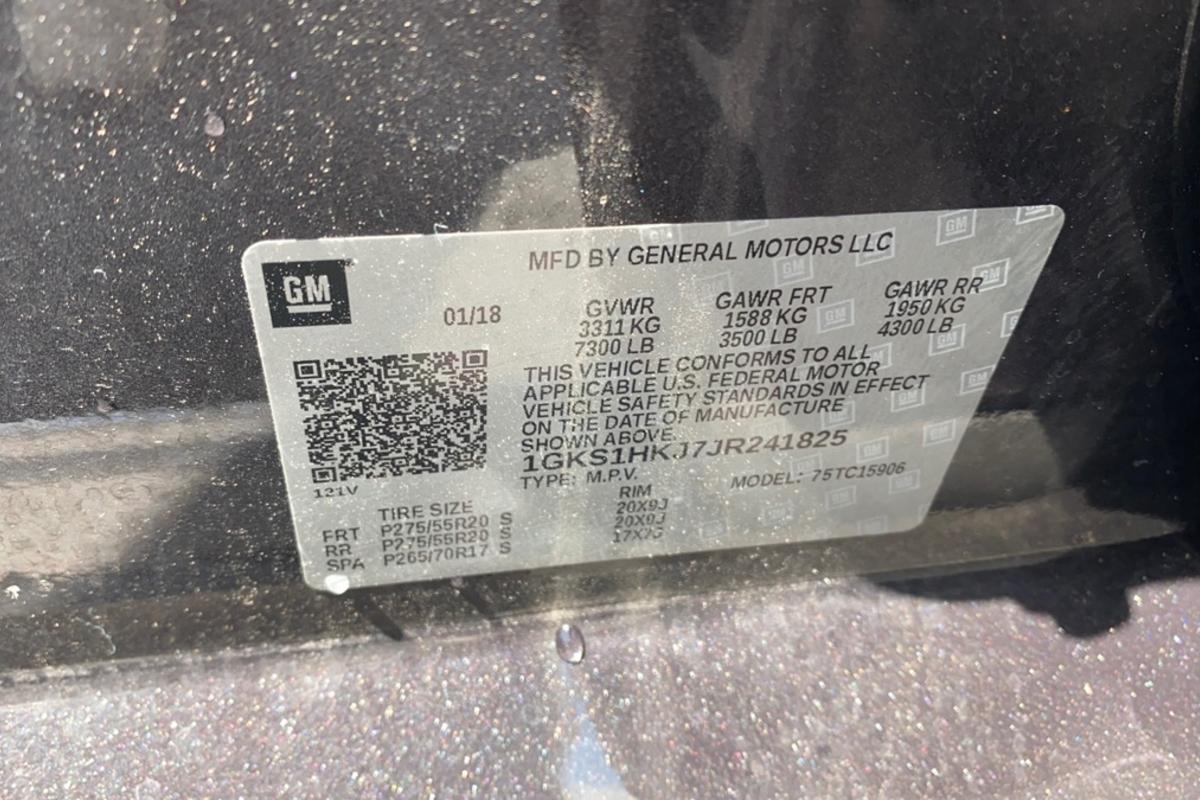 2018 Gmc Yukon xl 1500 Denali