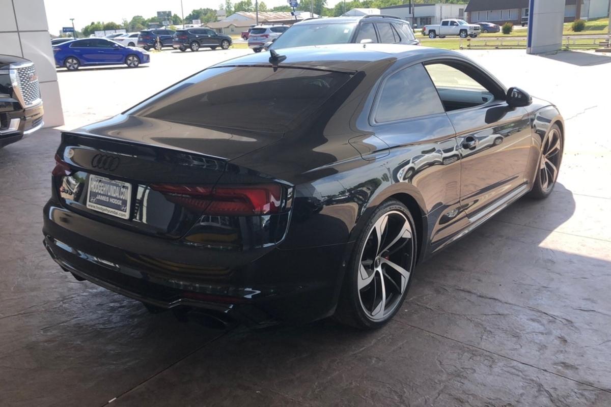 2019 Audi Rs 5 rs5