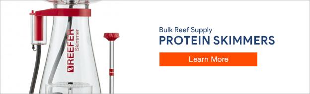 Internal Protein Skimmers