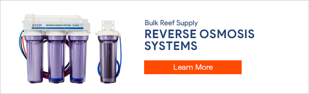 Bulk Reef Supply RO/DI Systems