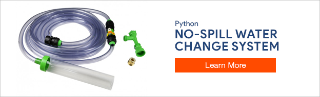 Python No-Spill Water Change System