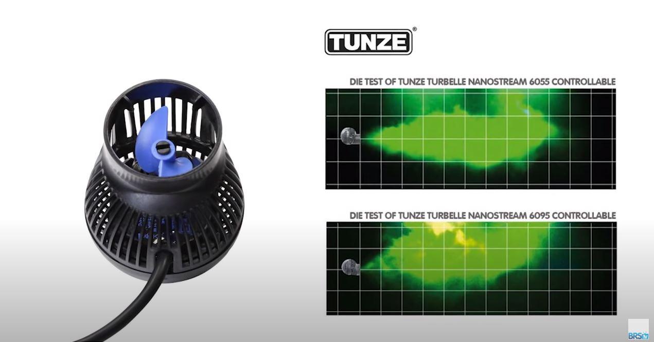 Tunze Pump Flow Patterns