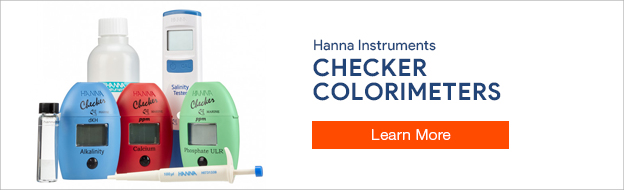Hanna Instruments Checker Colorimeter