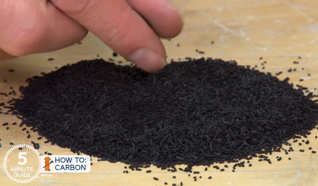 ROX 0.8 Carbon Granules
