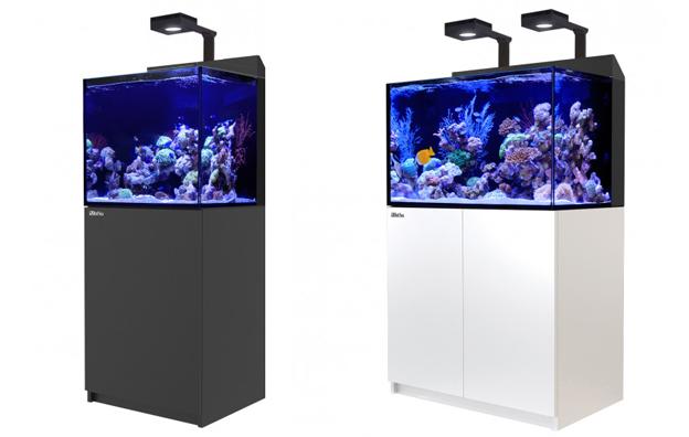Red Sea E-170 and E-260 AIO aquariums