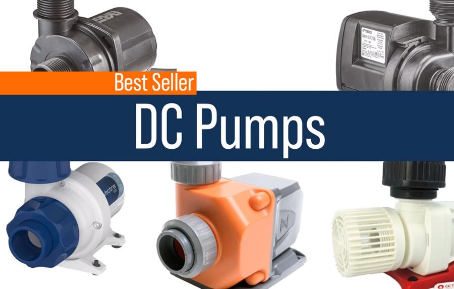 Best Selling DC Return Pump