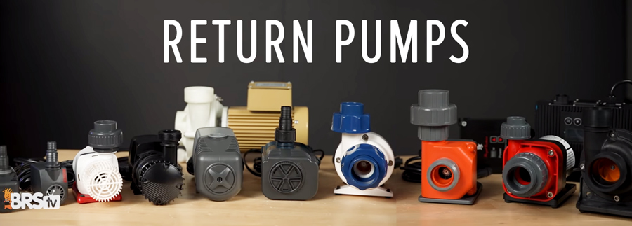 Which return pump is best for you?