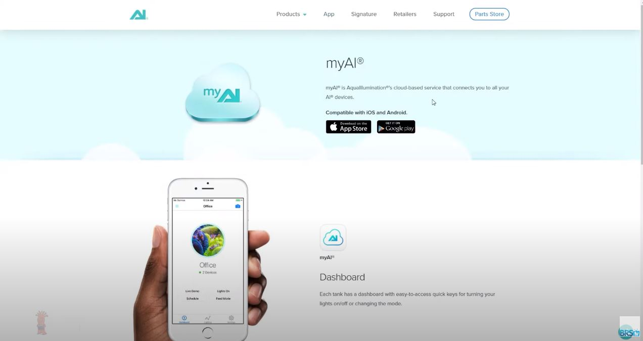 Step #3: Download MyAI app on your phone or tablet