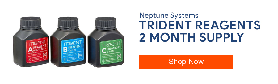 Shop Neptune Systems Trident Reagent 2 Month Supply