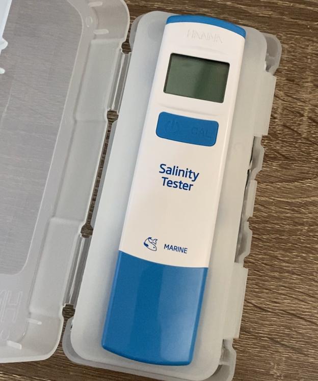 Hanna Instruments Salinity Tester