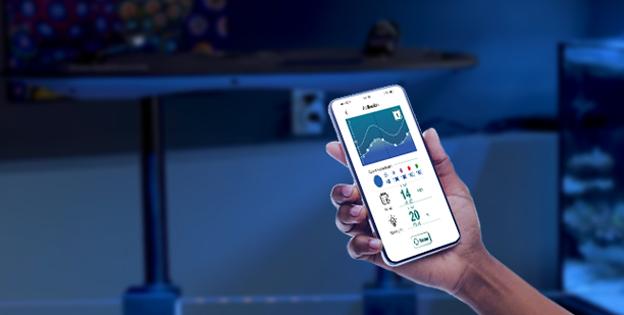 Kessil AP9X Wireless App Control