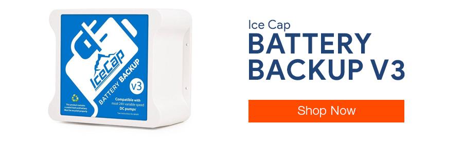 Shop Ice Cap Battery Backup V3
