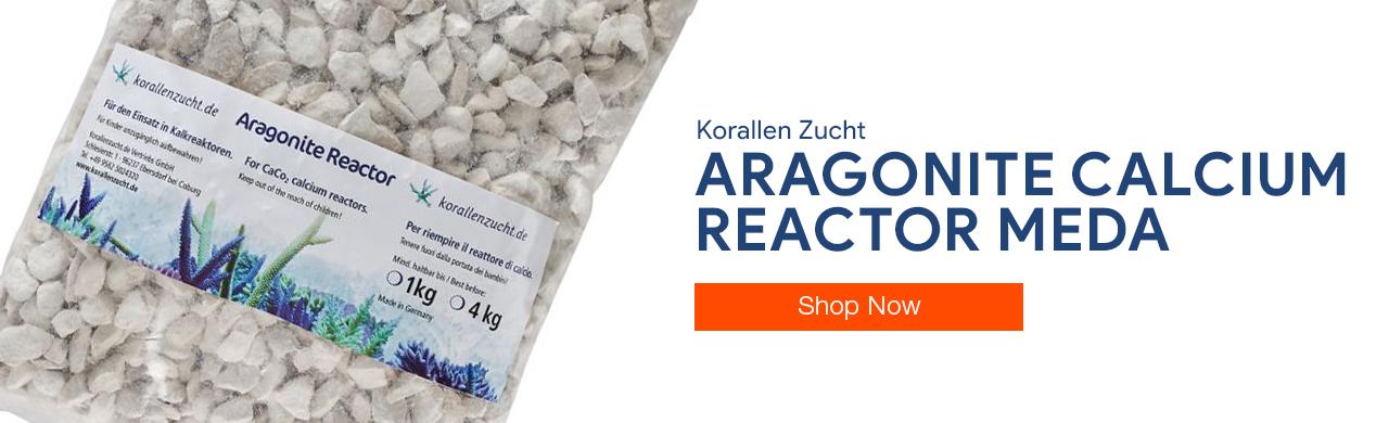 Shop Korallen Zucht Calcium Reactor Media