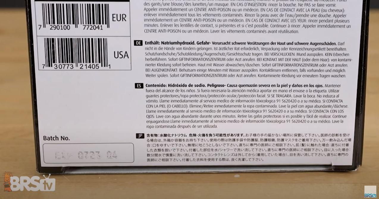 Red Sea Calcium Pro Test Kit Expiration Date