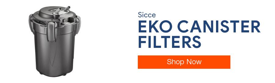 Sicce EKO Canister Filter