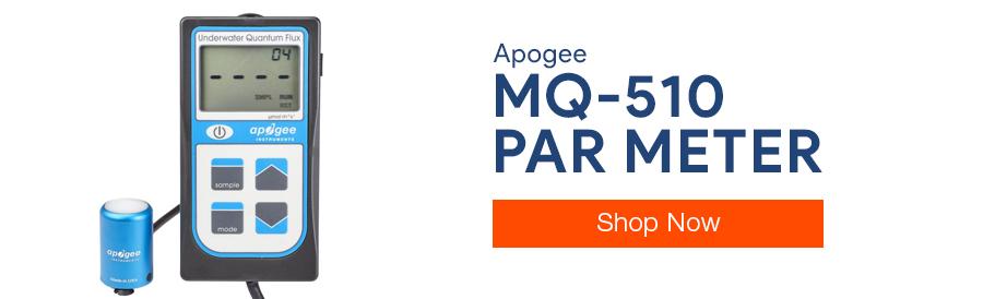 Shop Apogee PAR Meters