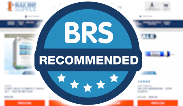 BRS Recommended Badge