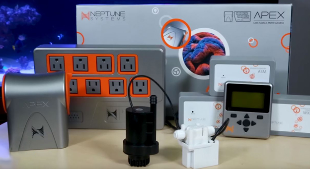 Neptune Systems Apex hardware