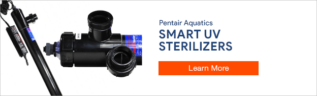 It's BRS Recommended - The Pentair UV Sterilizer   (formerly