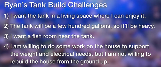 Challenges Ryan faced will building BRS360 game plan