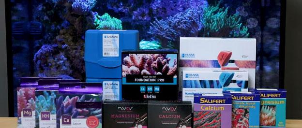 Aquarium test kits for BRStv Investigates