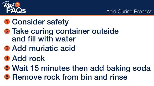 Steps to Curing Dry Rock with Acid