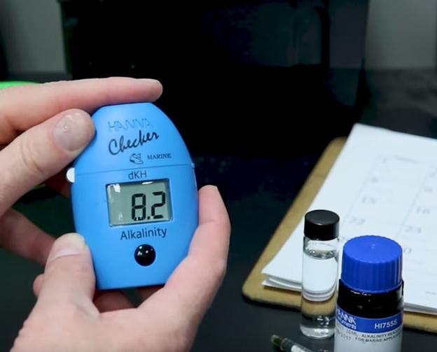 Hanna Instruments Alkalinity Checker Colorimeter