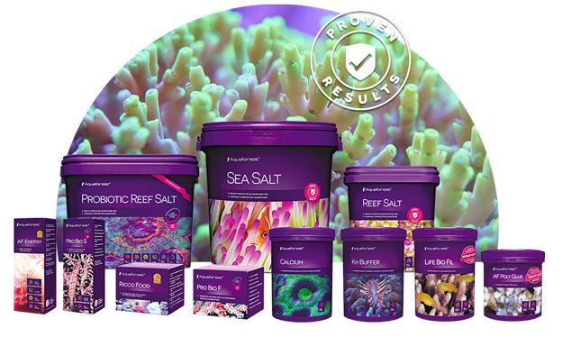 Aquaforest additives