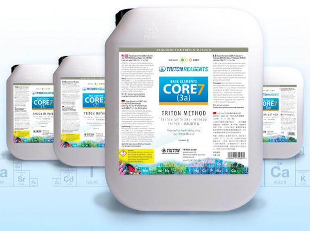 Triton Core7 Additives