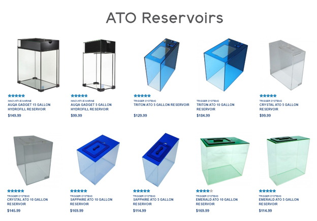ATO Reservoirs