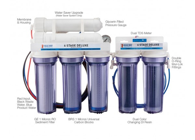 BRS 6 Stage RO/DI Filter System