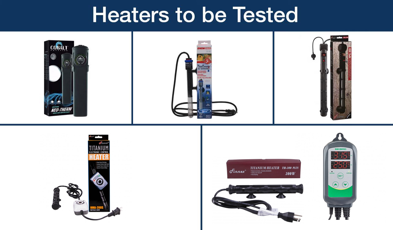 Can you trust your aquarium heater calibration? - BRStv