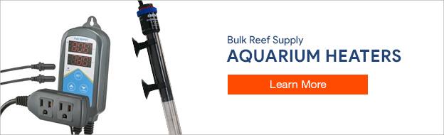 Aquarium Heaters and Temperature Controllers
