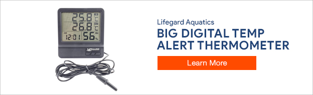 Lifegard Aquatics Thermometer