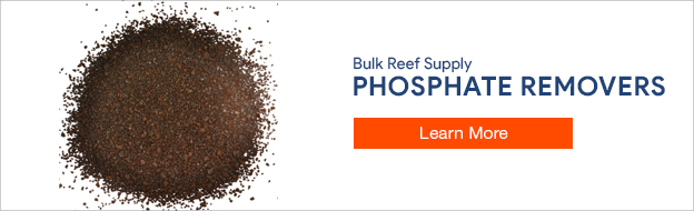 Phosphate Removal Filter Media