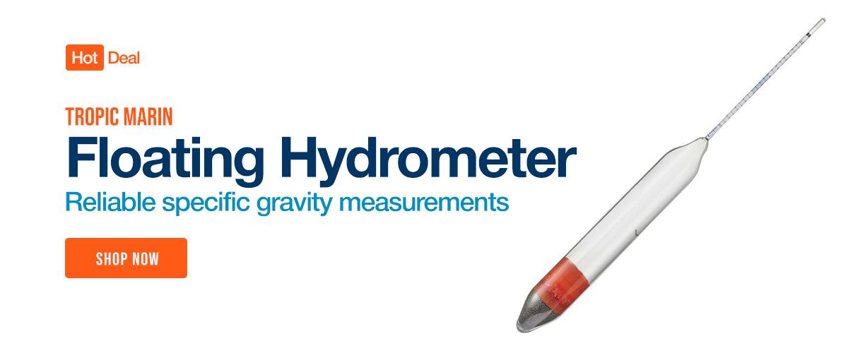 Shop Floating Hydrometer
