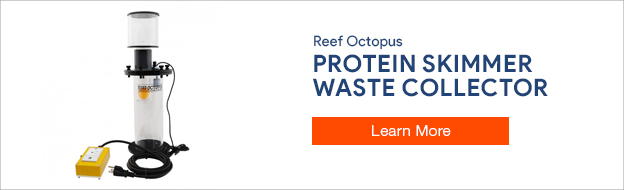 Reef Octopus Waste Collector