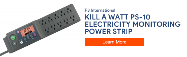 Kill a watt power center banner