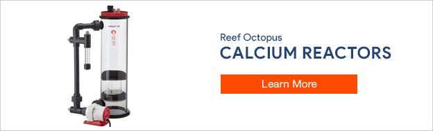 Reef Octopus Calcium Reactors