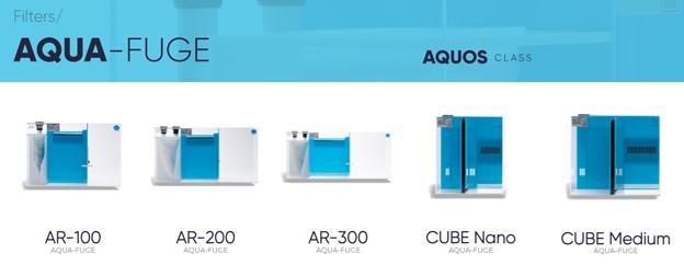 Eshopps Aqua-Fuge CUBE Nano Sump