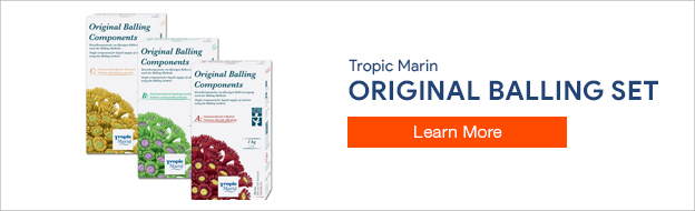 Tropic Marin Balling Method
