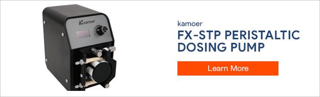 Kamoer FX-STP Continuous Duty Dosing Pump