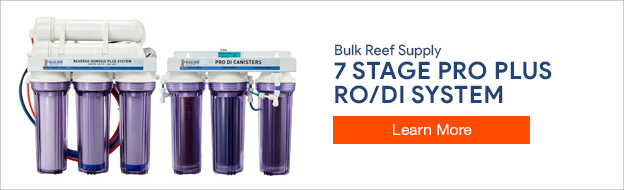 BRS 7 Stage PRO Plus RO/DI System
