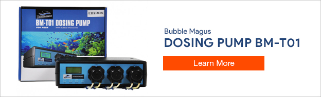 Bubble Magus Dosing Pump