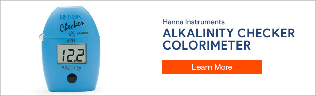 Hanna Instruments Alkalinity Checker Colorimeter