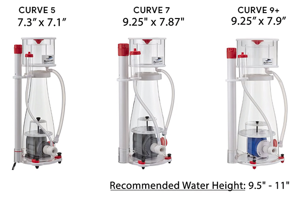 Bubble Magus Curve Protein Skimmer