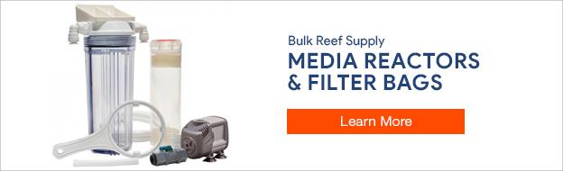 Filter Media Reactors and Bags