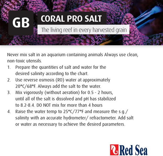 Shop Red Sea Coral Pro Salt Mix