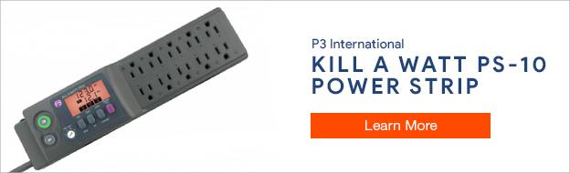 P3 International Killawatt Surge Protector